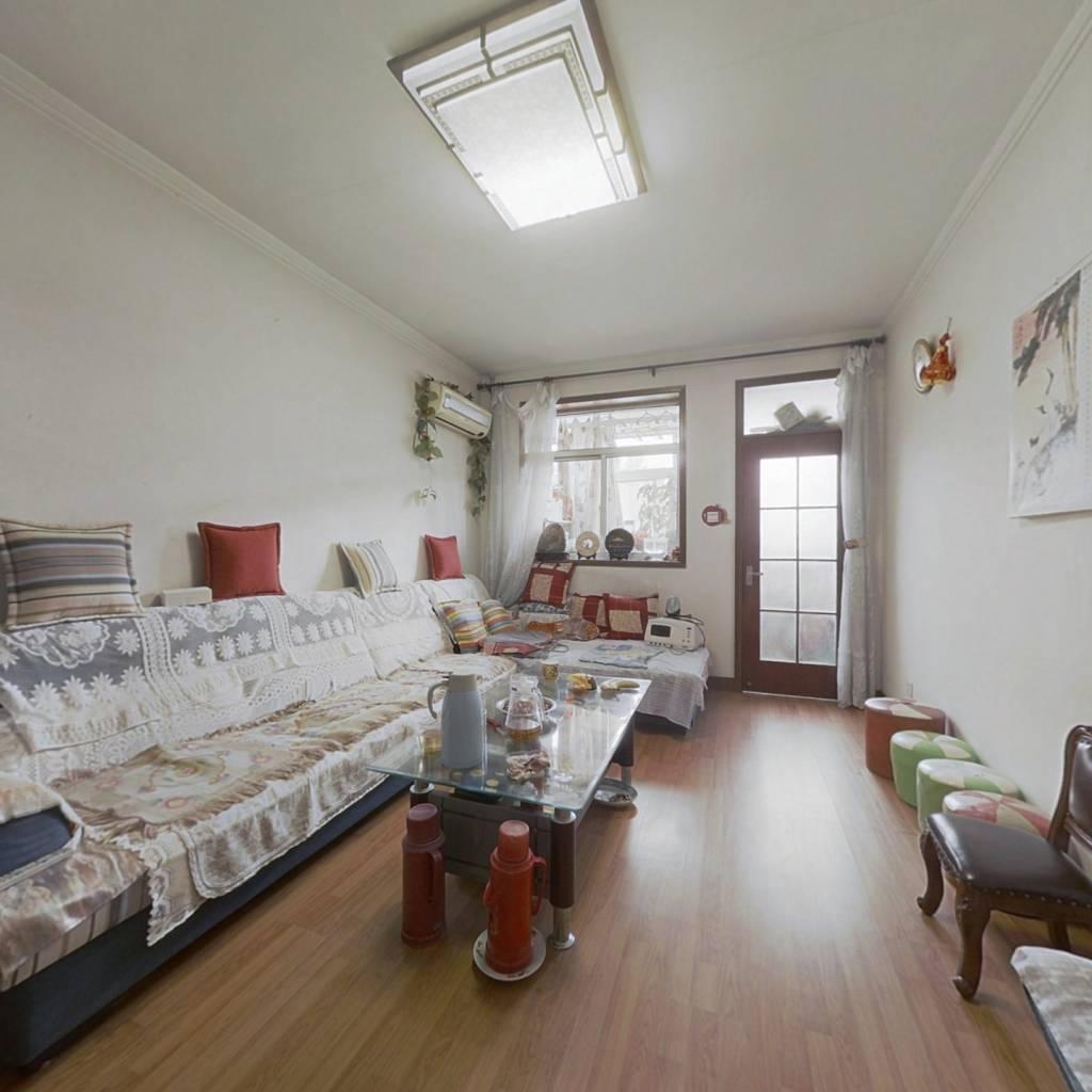 交通学院单位宿舍 三室一厅 精装 双气 通透