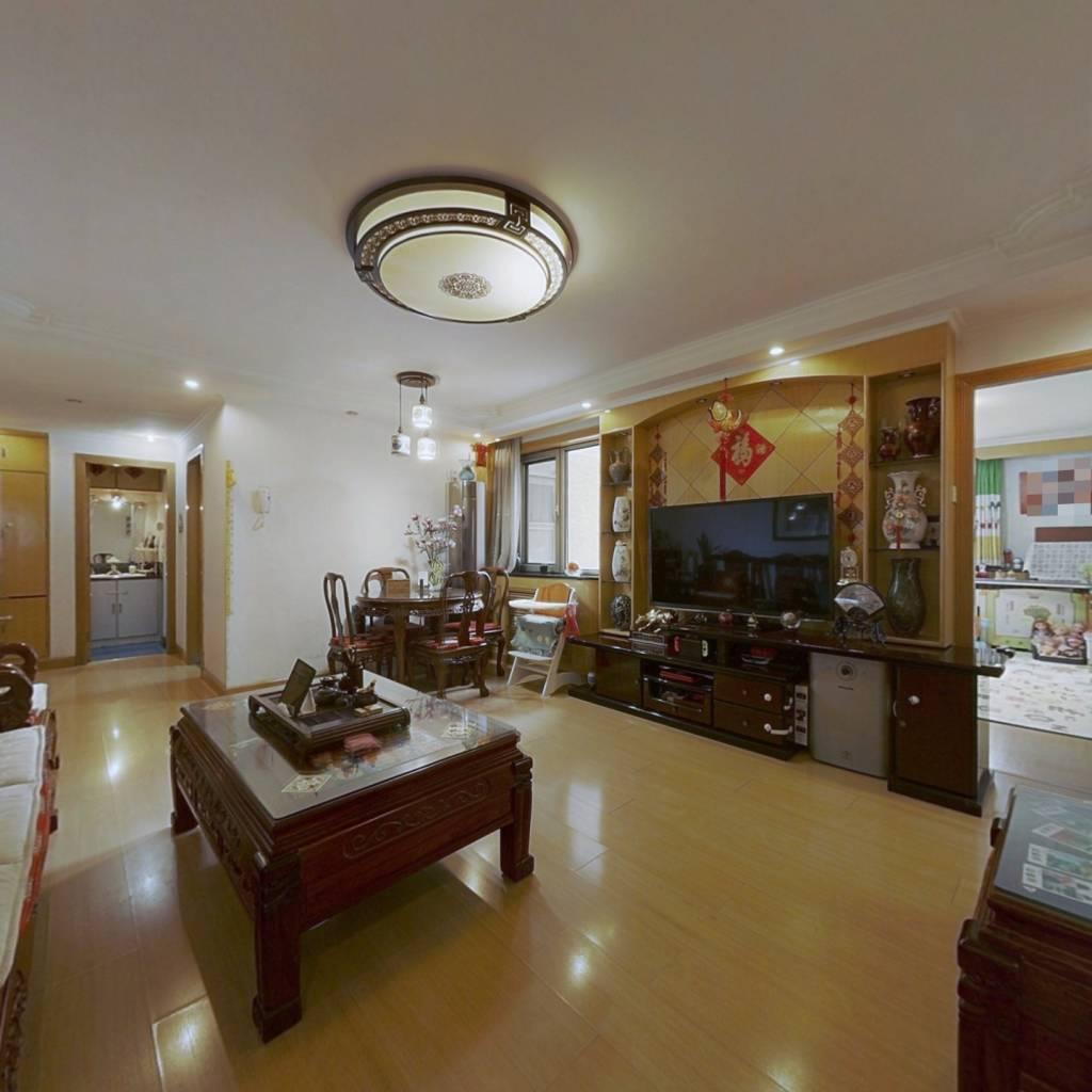 五棵松西四环今日家园平层精装三居室诚心出售看房方便