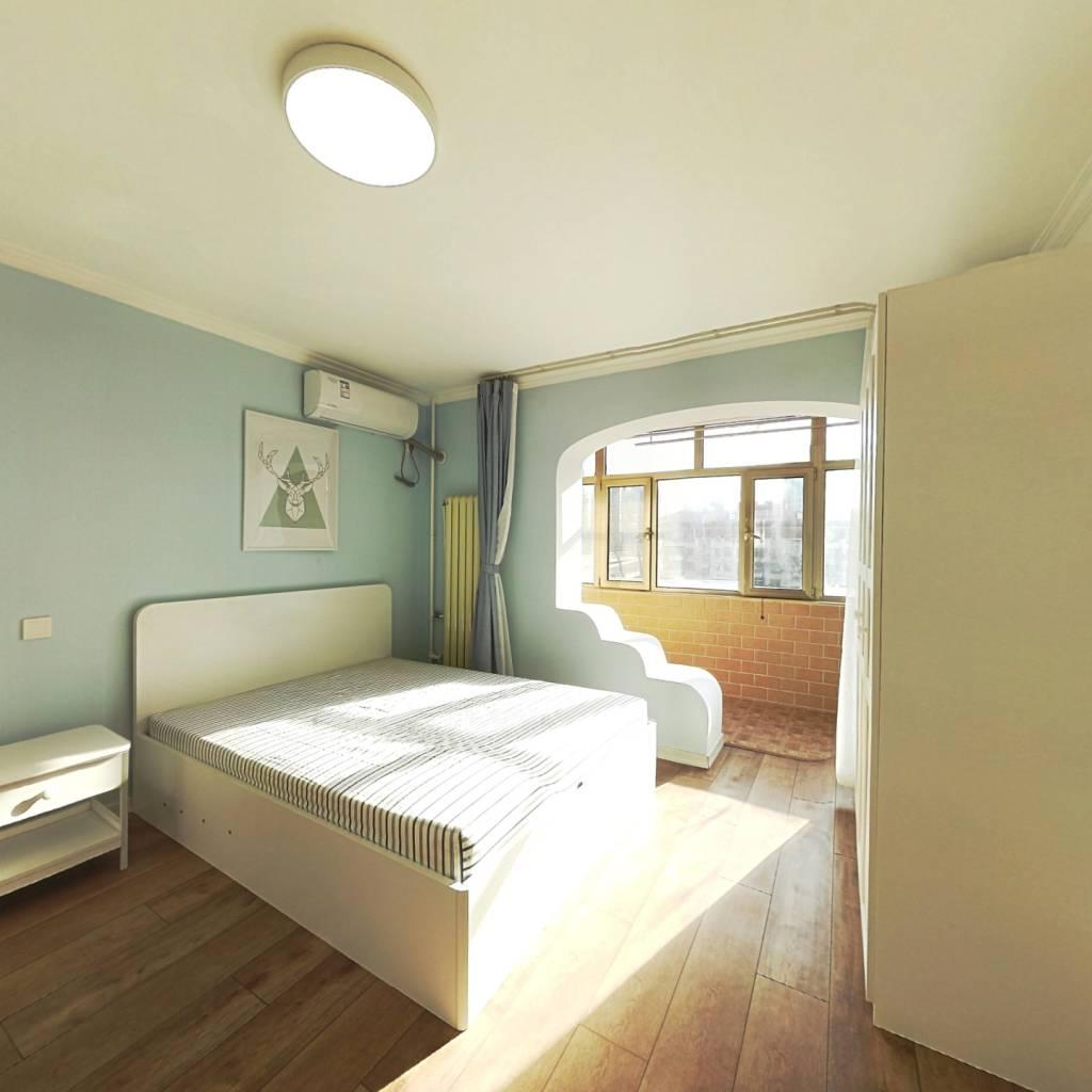 整租·安慧里五区 2室1厅 南卧室图