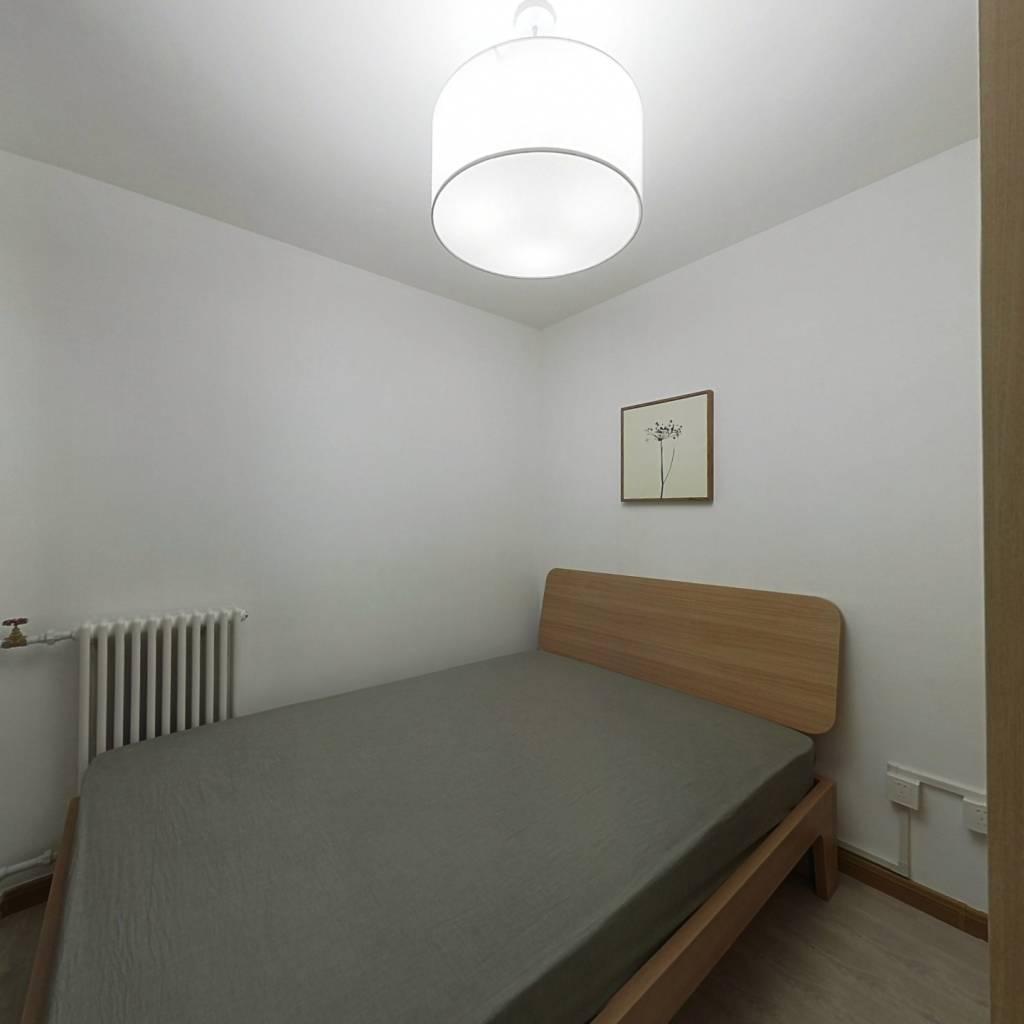 整租·紫金新园三区 2室1厅 南卧室图