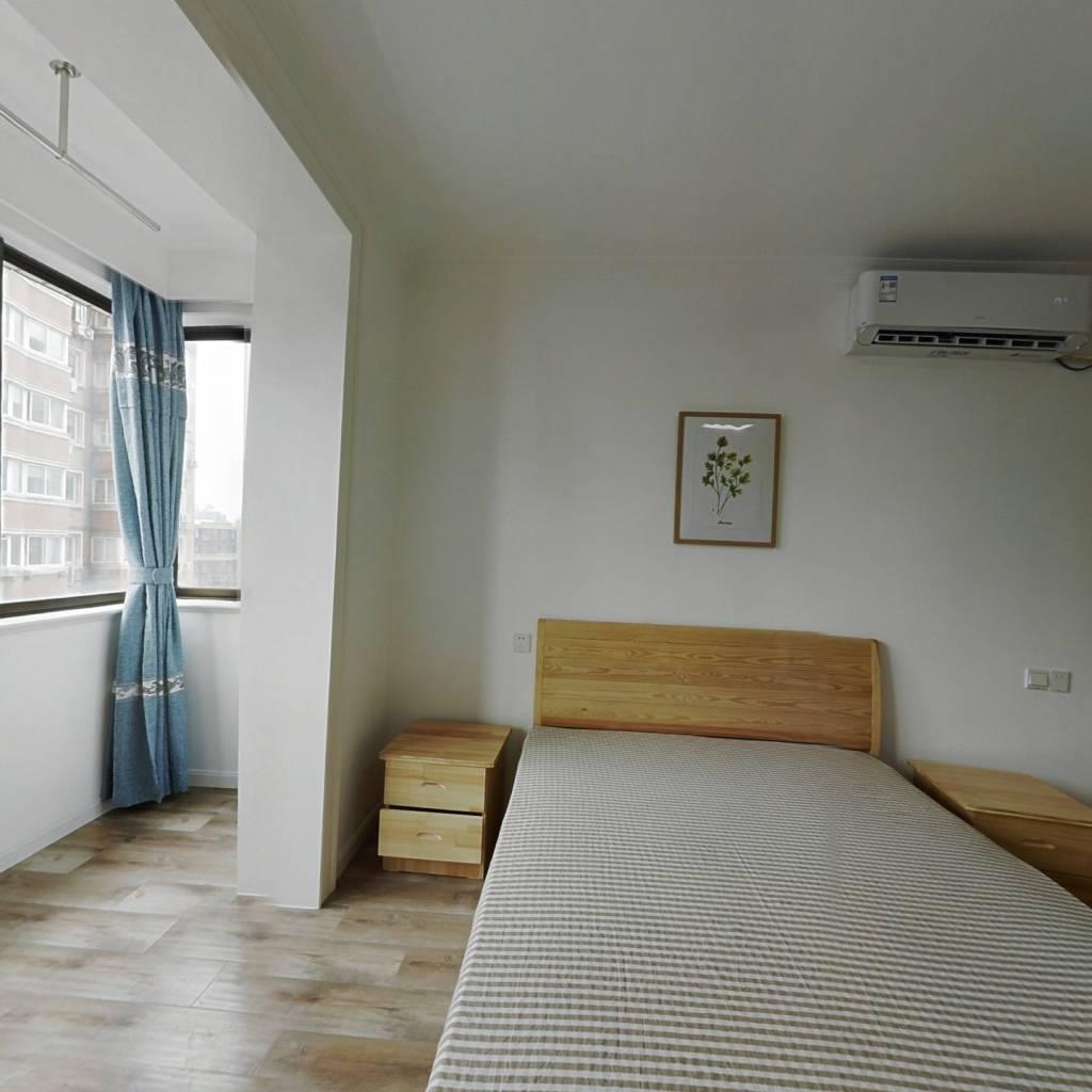 合租·浦江大厦 3室1厅 东卧室图