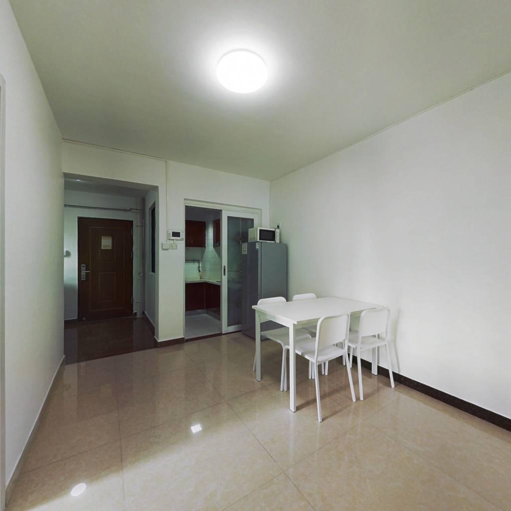 合租·金港华庭 4室1厅 西南卧室图