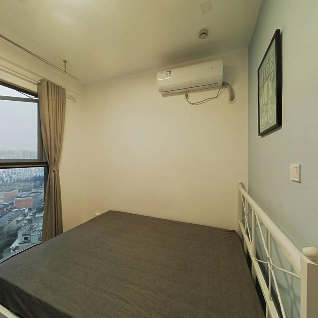 合租·红树湾 4室1厅 北卧室图