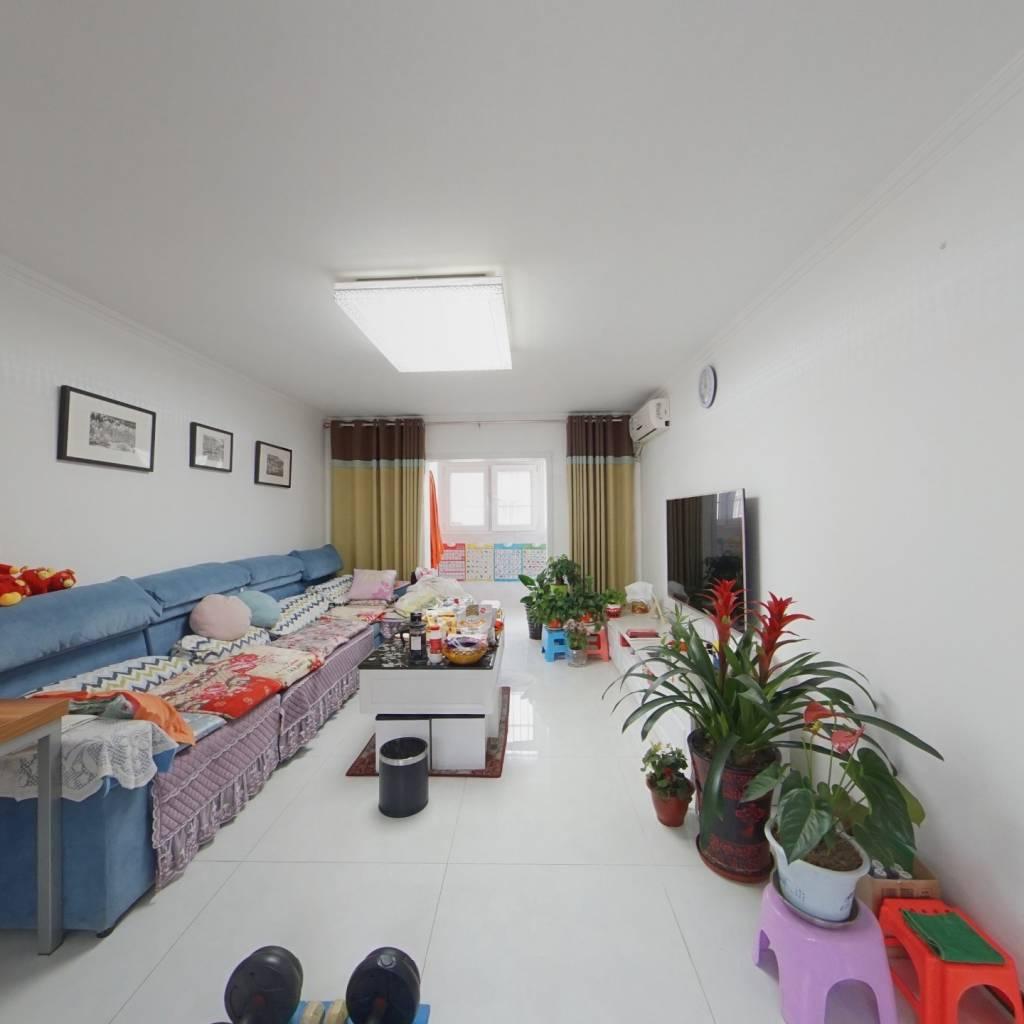 长安街西沿线 冯村2000年后 中楼层 南北通透两居室