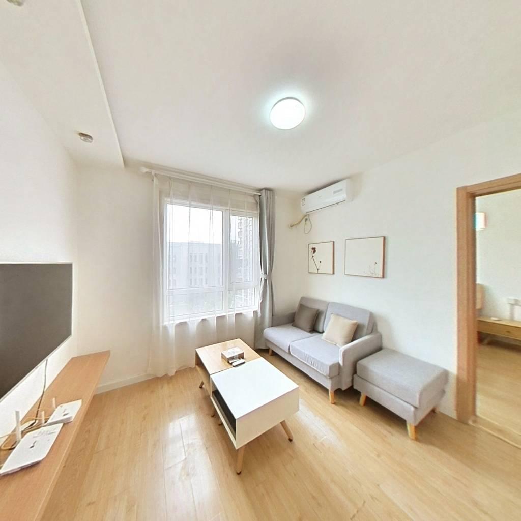 整租·东惠家园 1室1厅 西卧室图