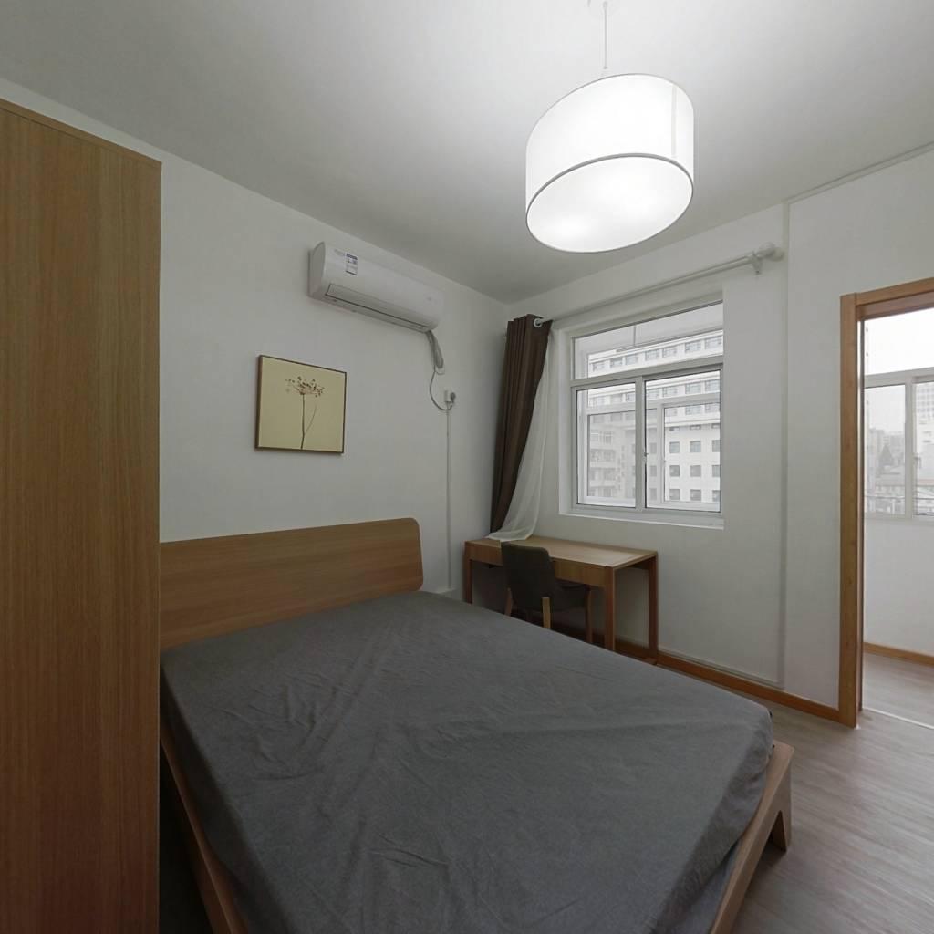 整租·红花地 2室1厅 南北卧室图