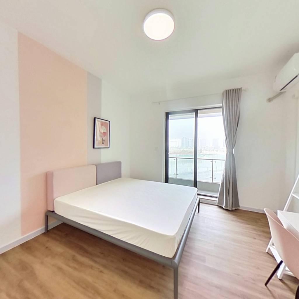 合租·嘉年华国际社区 5室1厅 北卧室图