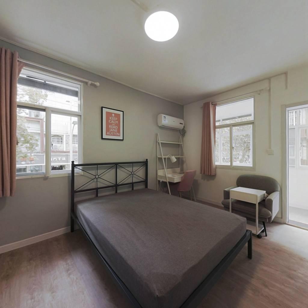合租·来凤街 3室1厅 南卧室图