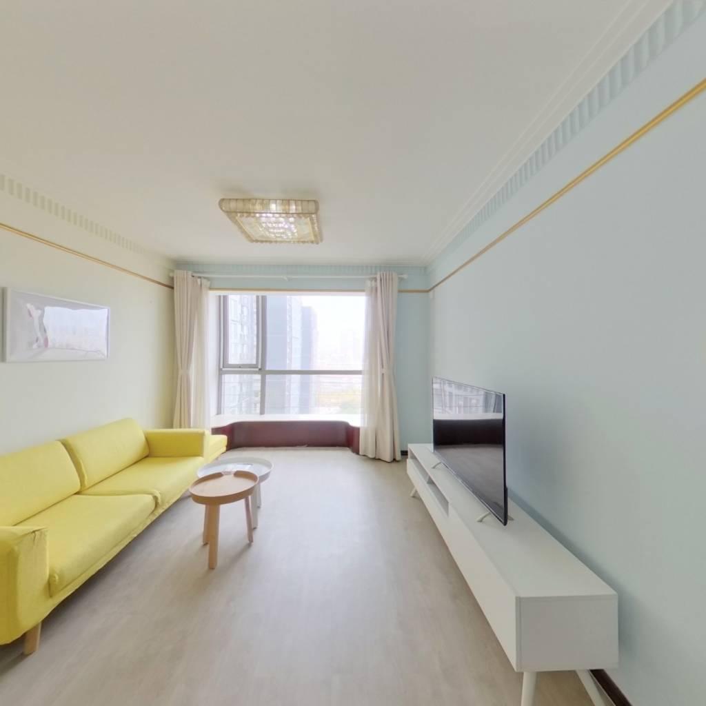 整租·瞰都国际 2室1厅 西北卧室图