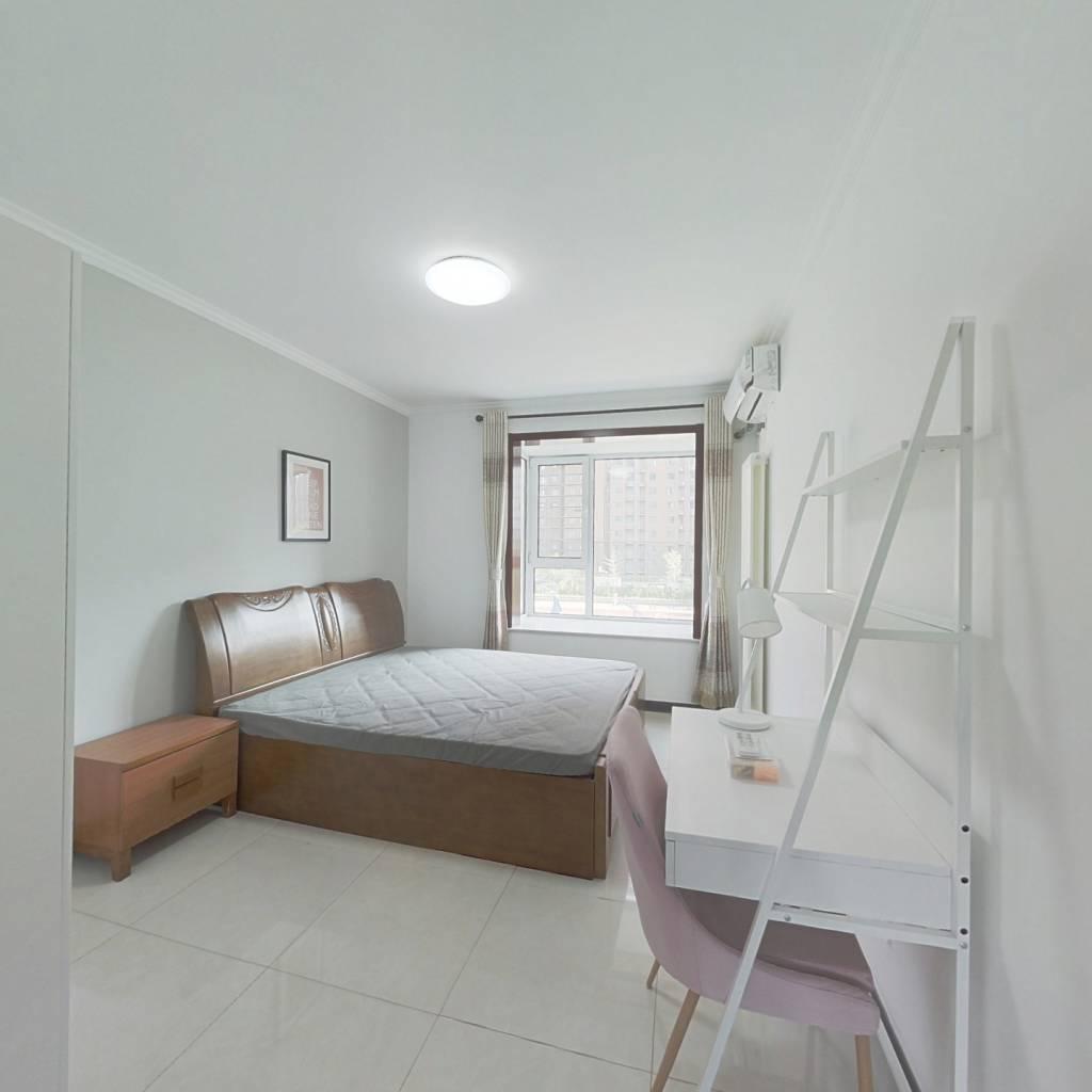 合租·官悦欣园B区 3室1厅 南卧室图