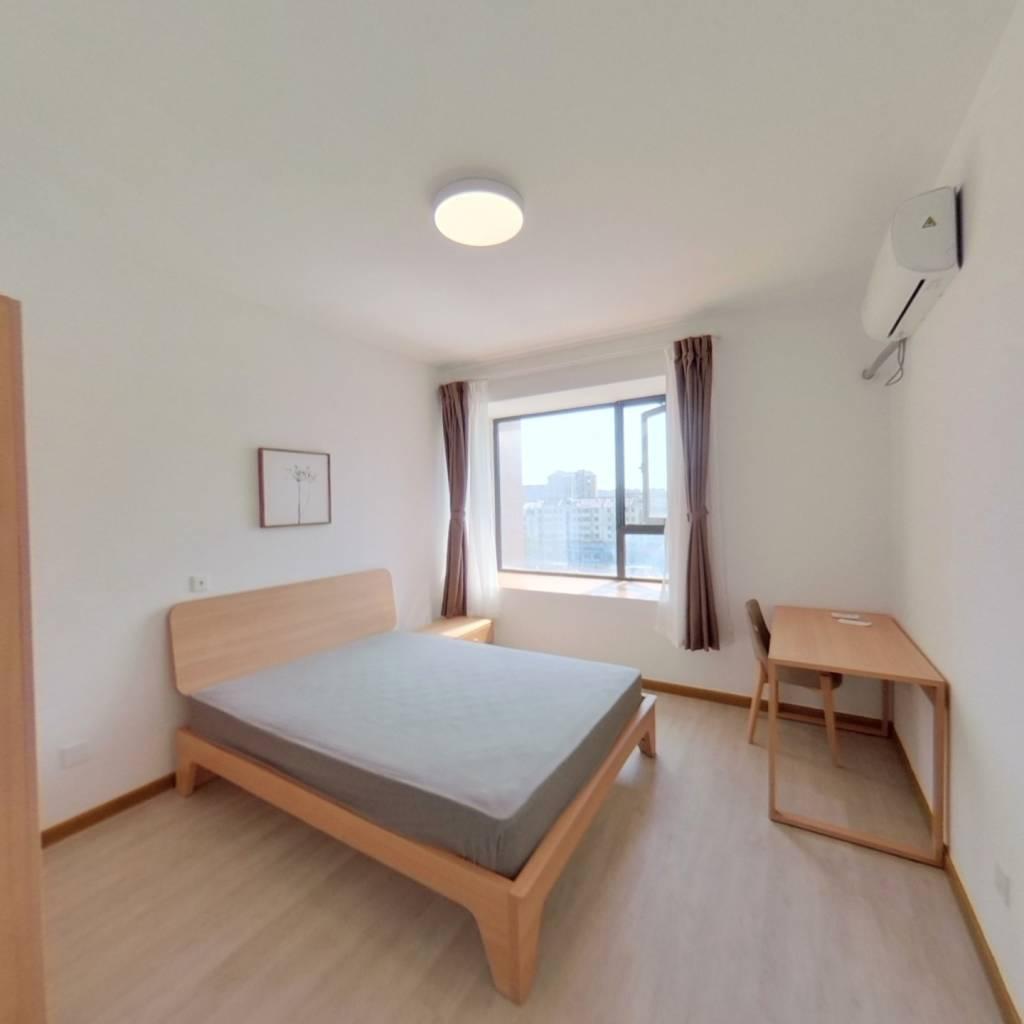 整租·绿地东上海二期 2室1厅 南卧室图