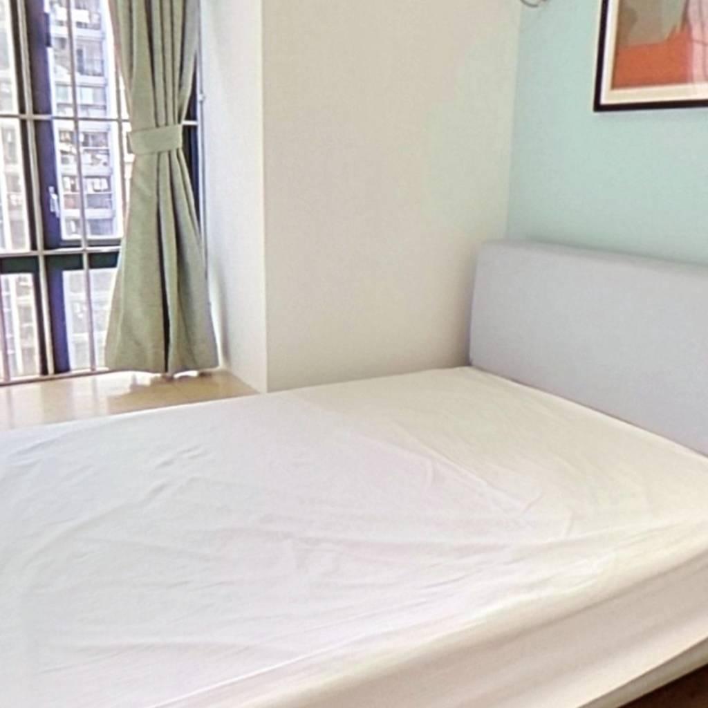 合租·富力广场D区 5室1厅 北卧室图