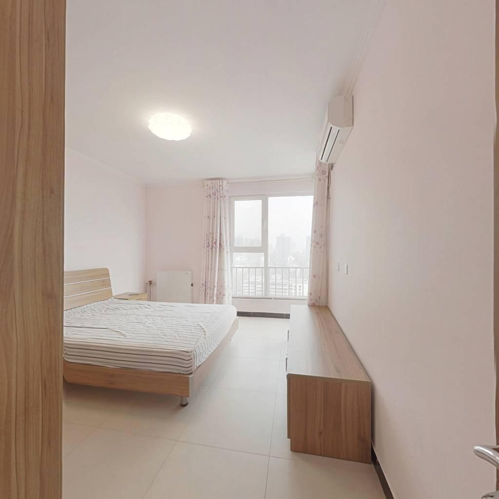 整租·北京香颂 2室1厅 东北卧室图