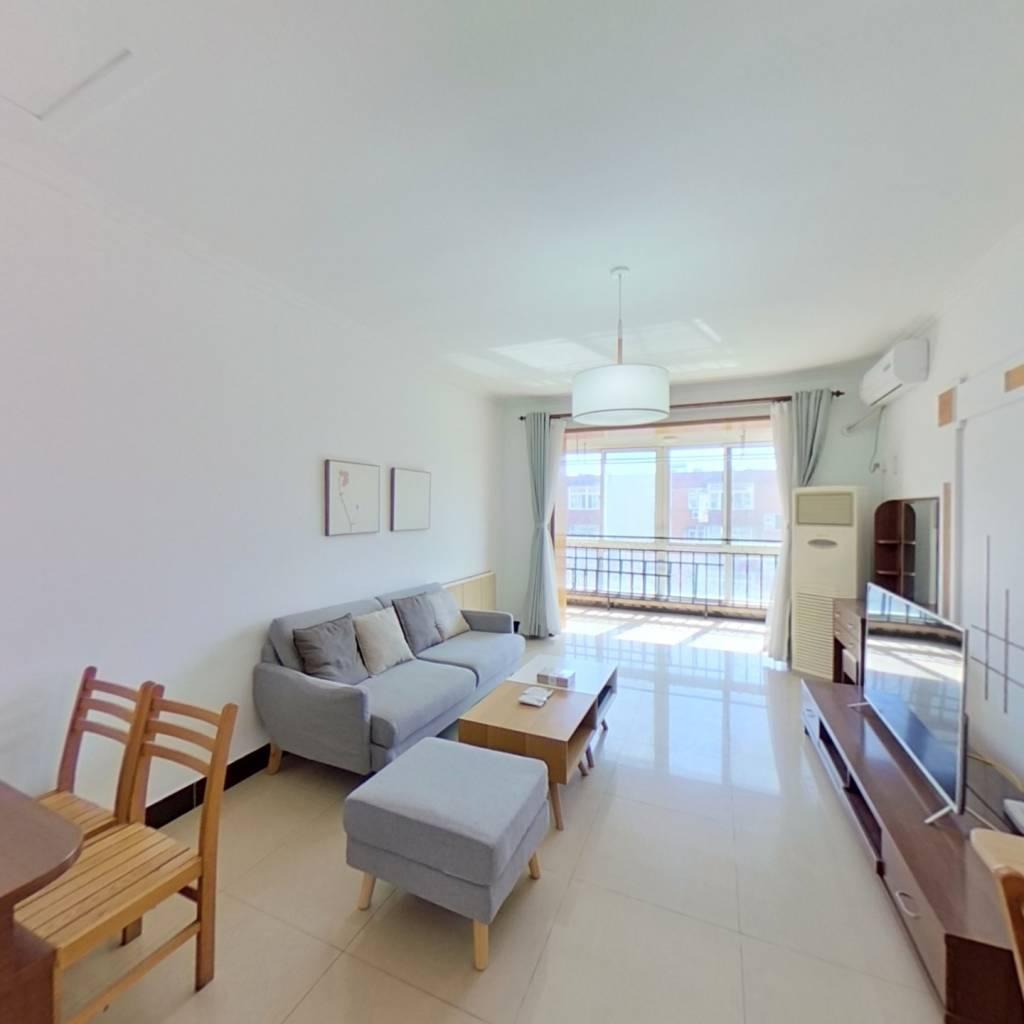 整租·竹木厂小区 2室1厅 南卧室图