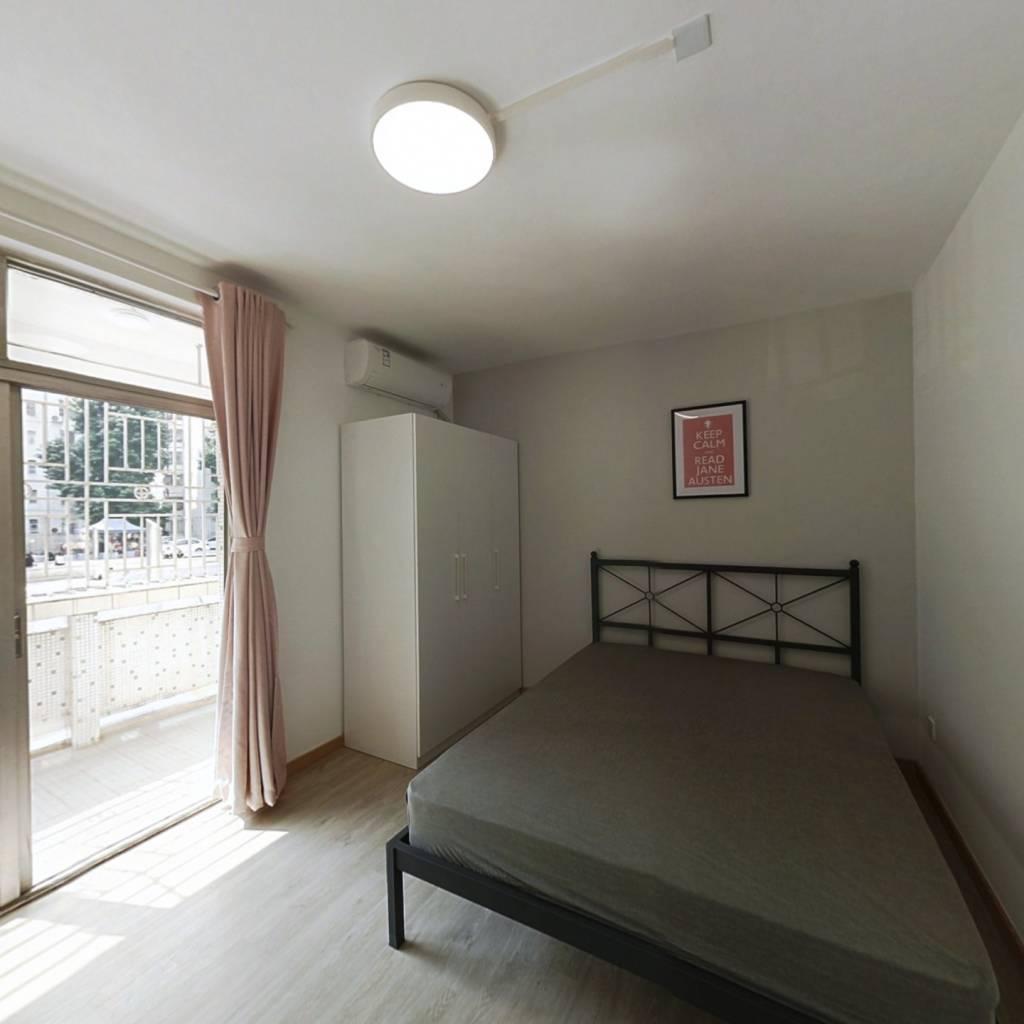 合租·愉康花园 3室1厅 南卧室图