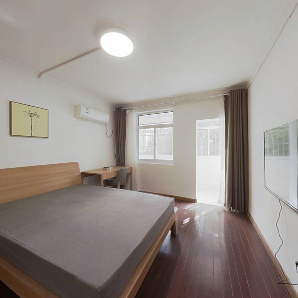 整租·莫愁新寓涌泉里 2室1厅 南卧室图