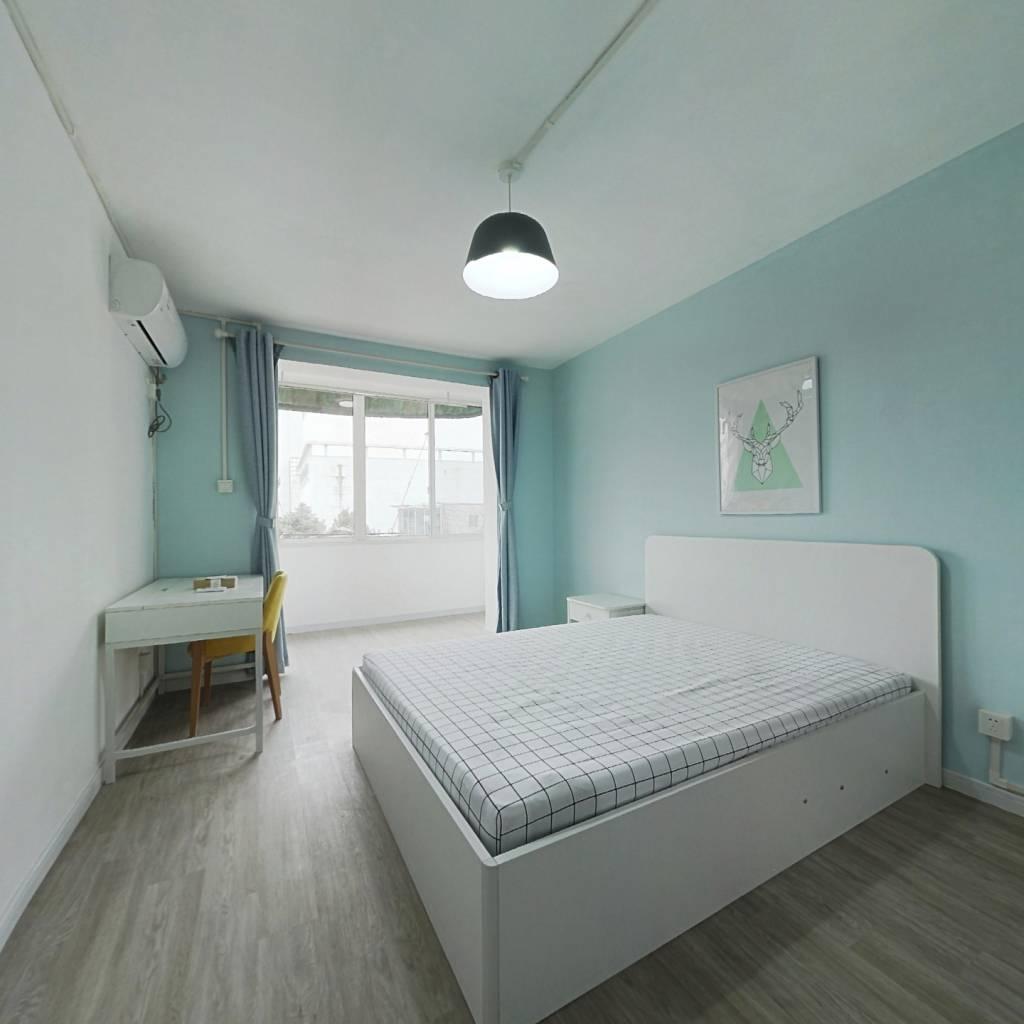 整租·上大东村 2室1厅 南卧室图