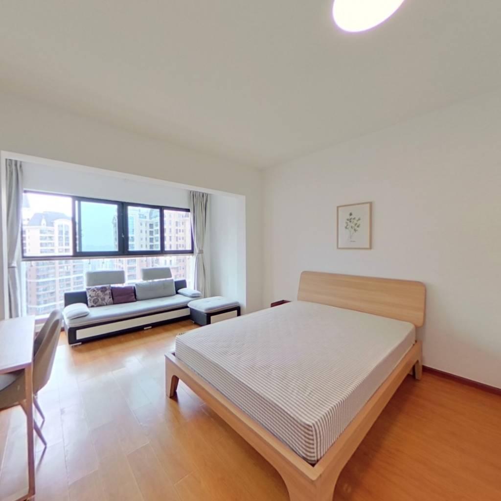 合租·中德英伦世邦K区 4室1厅 东卧室图