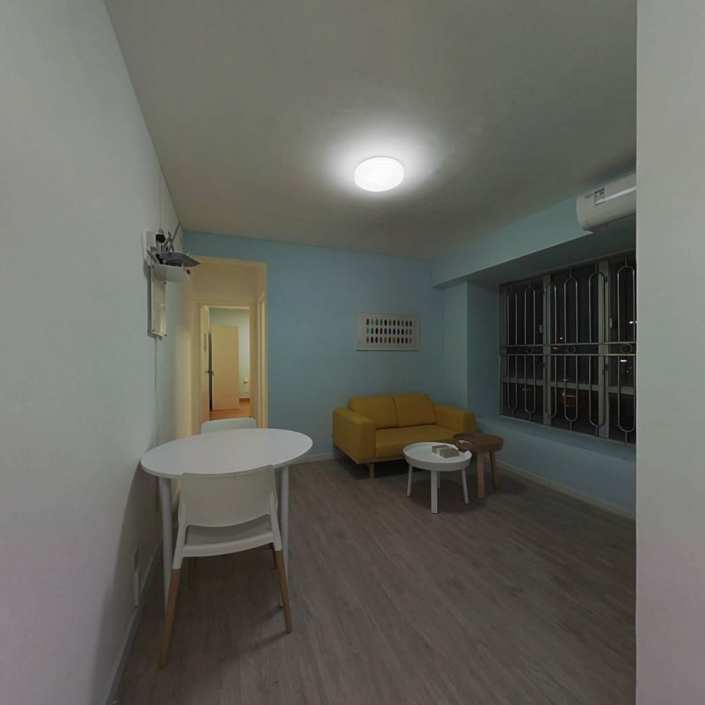 整租·彩天名苑 2室2厅 南卧室图