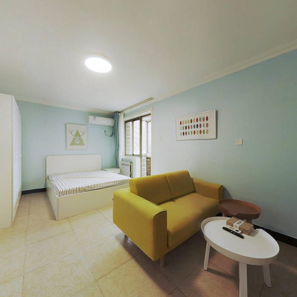 整租·怡海花园恒丰园 2室1厅 南北卧室图