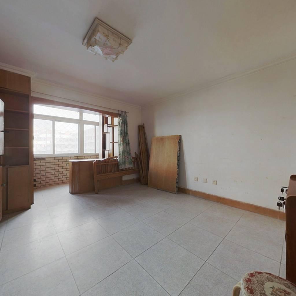 交大商圈 低总价 满五年唯一 八零筑一格局两居室