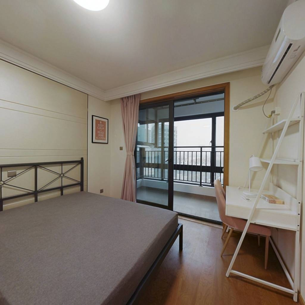 合租·龙湖春江郦城 4室1厅 南卧室图