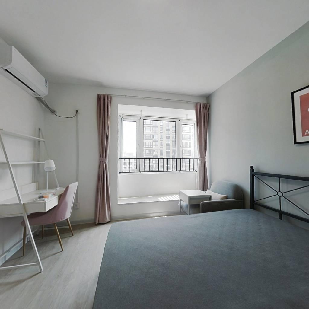 合租·中旅城仕公馆 4室1厅 南卧室图