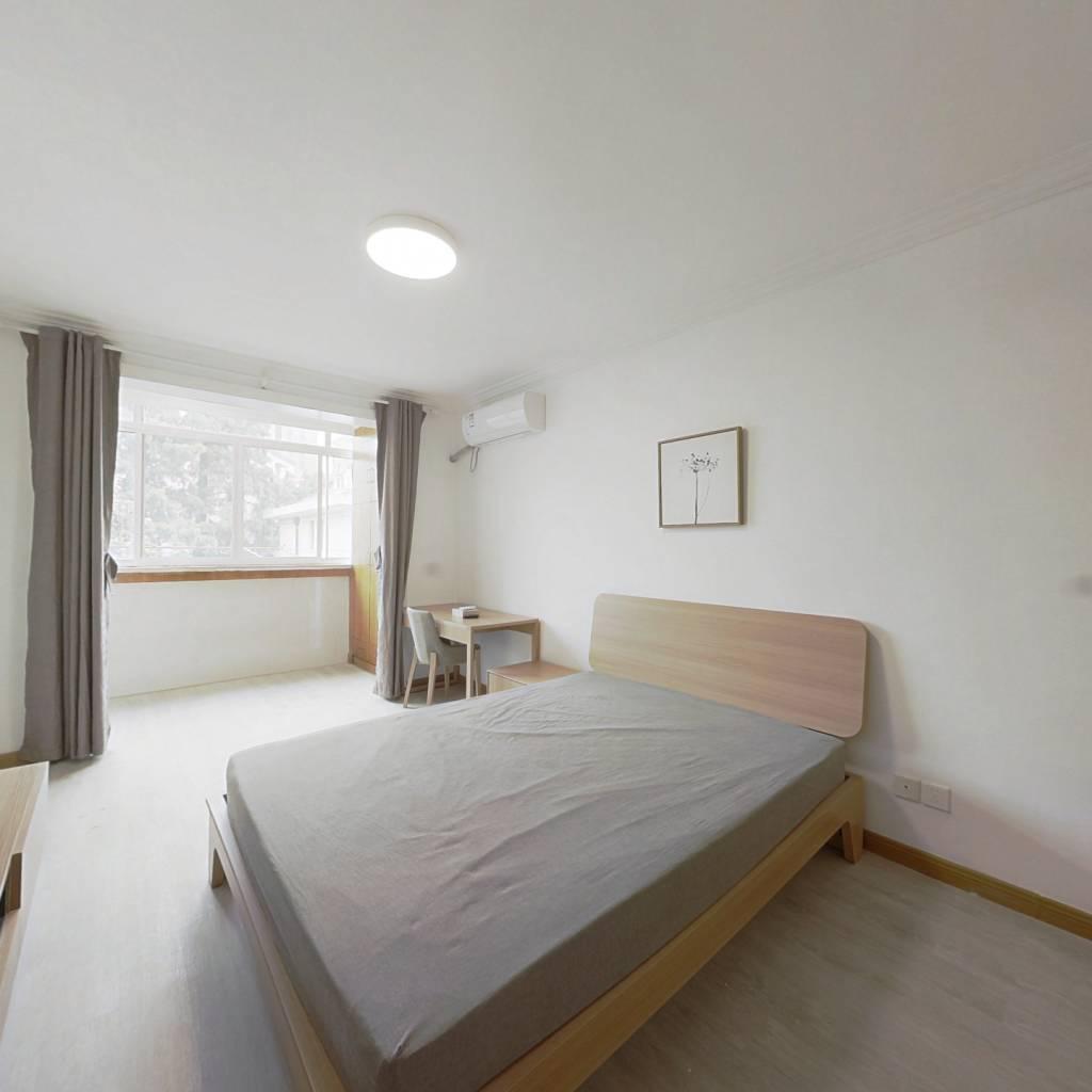 整租·巴林小区 1室1厅 南卧室图