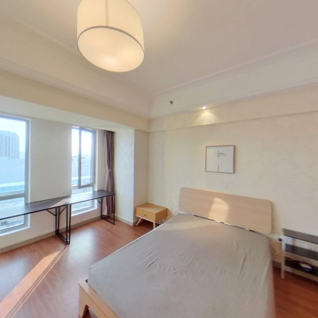 整租·万达广场(松江) 1室1厅 南卧室图