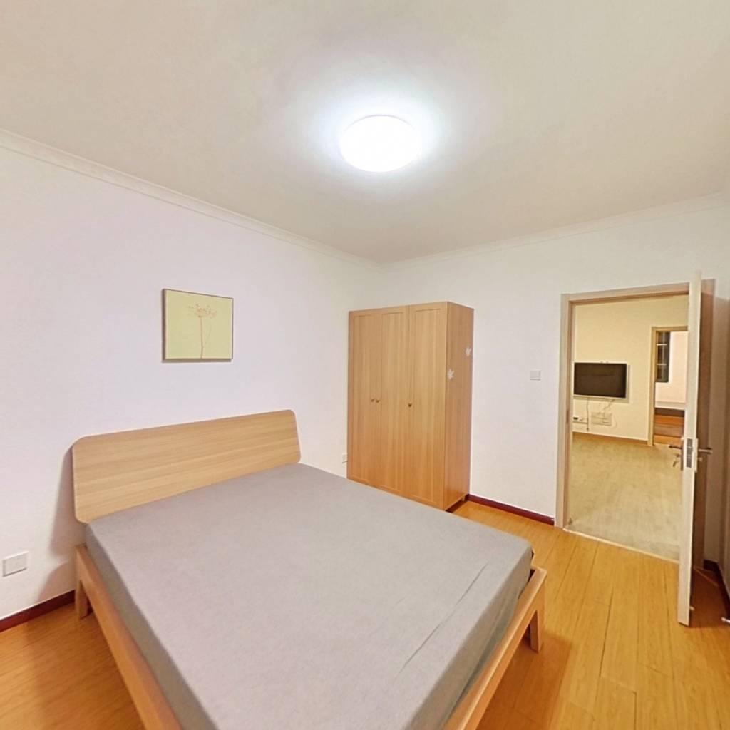 整租·百水家园 2室1厅 南卧室图