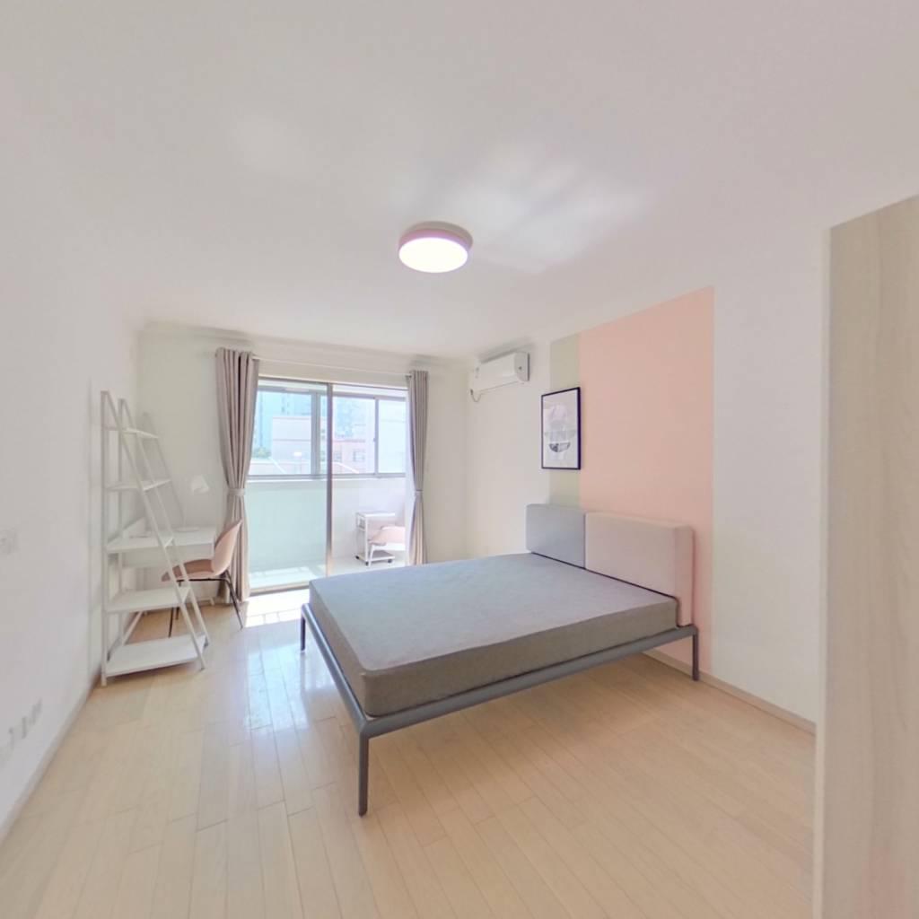 合租·铁岭路10弄 3室1厅 东南卧室图