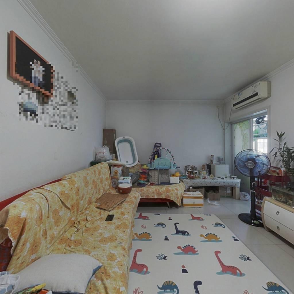 枣园东里 南北通透两居室 房本满五年 业主诚心出售