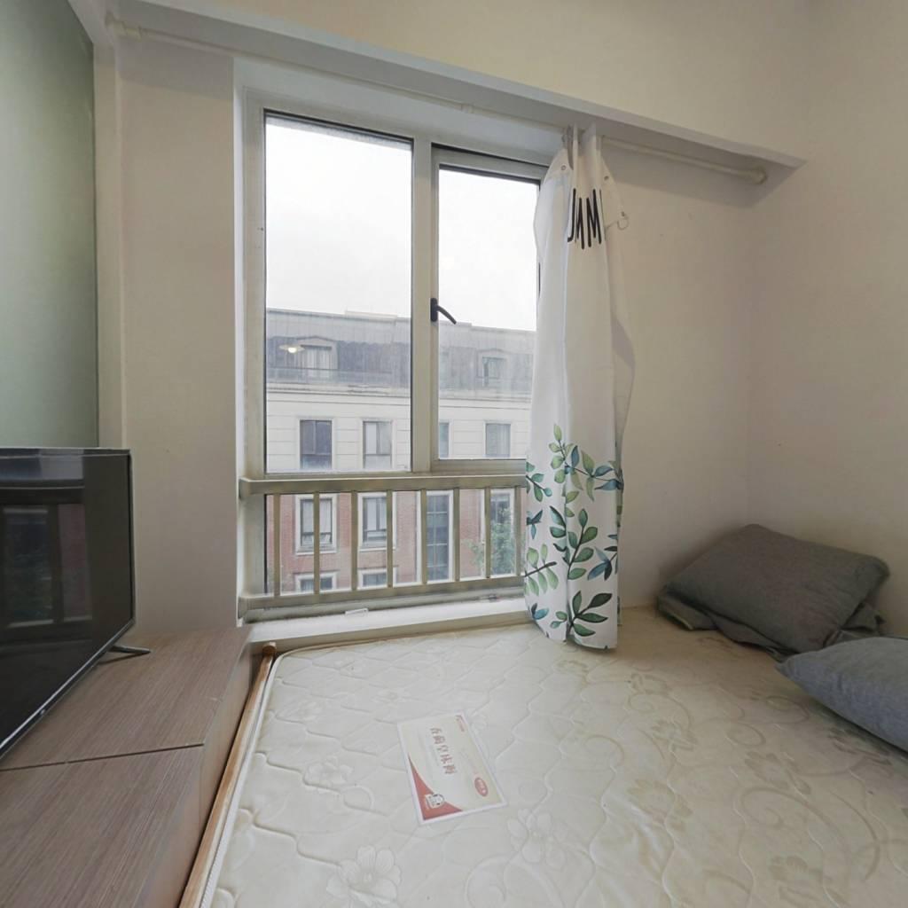 西湖区转塘小面积公寓总价55万