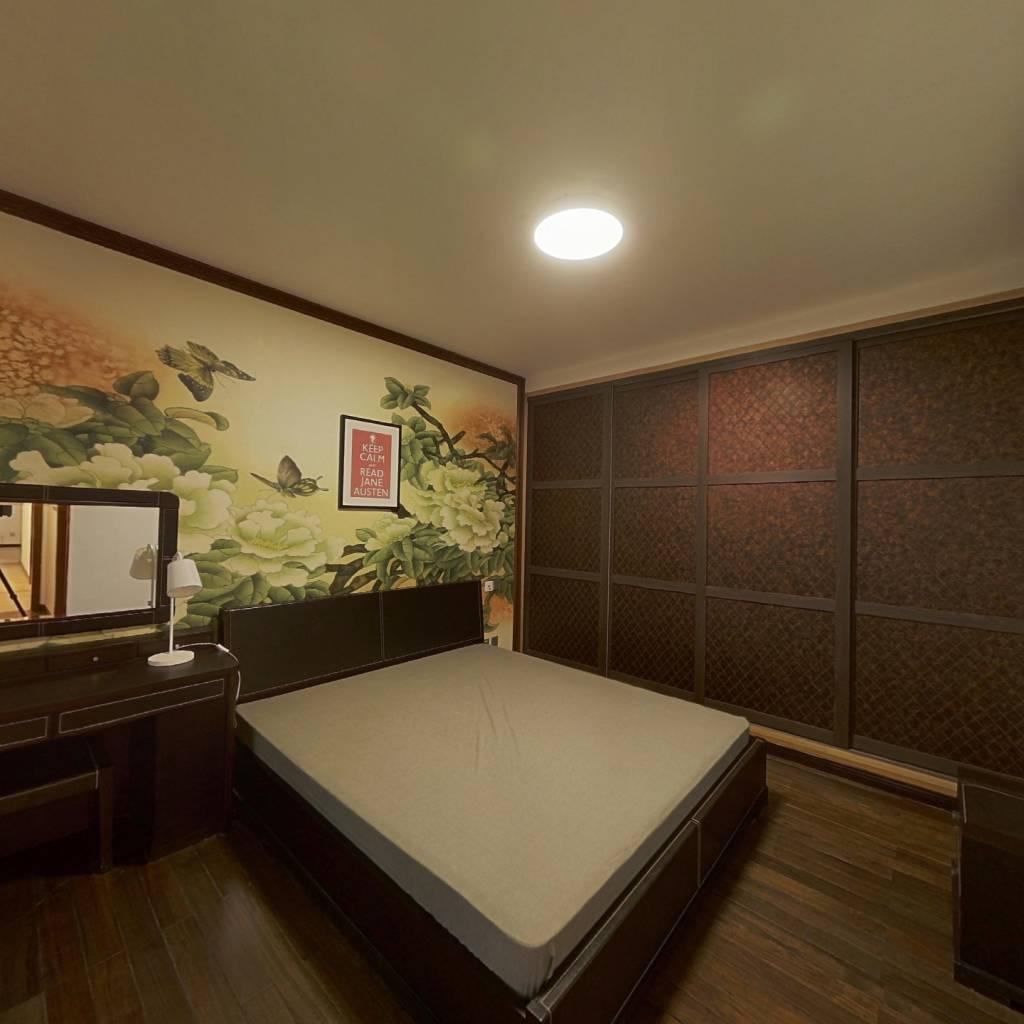 合租·南城都汇汇雅园二期 4室1厅 西卧室图