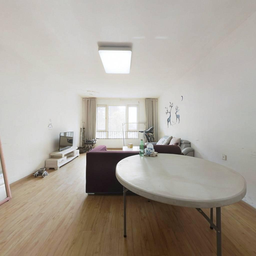 金地五期 简装三楼洋房 纯东边户  满二 位置佳