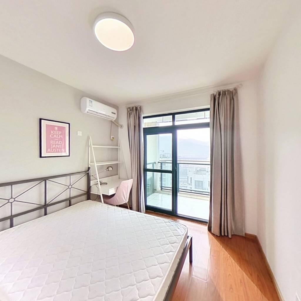 合租·新安嘉苑 4室1厅 南卧室图