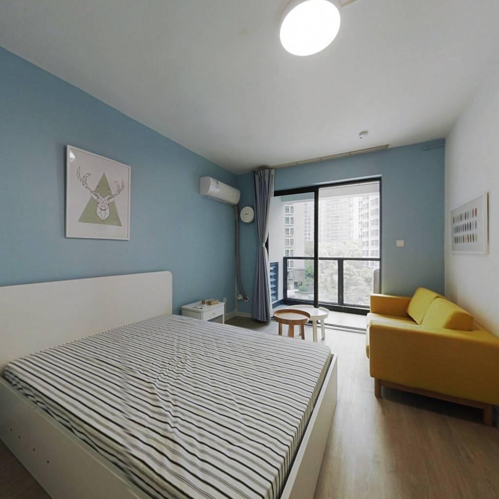 整租·钱江一苑 2室1厅 卧室图