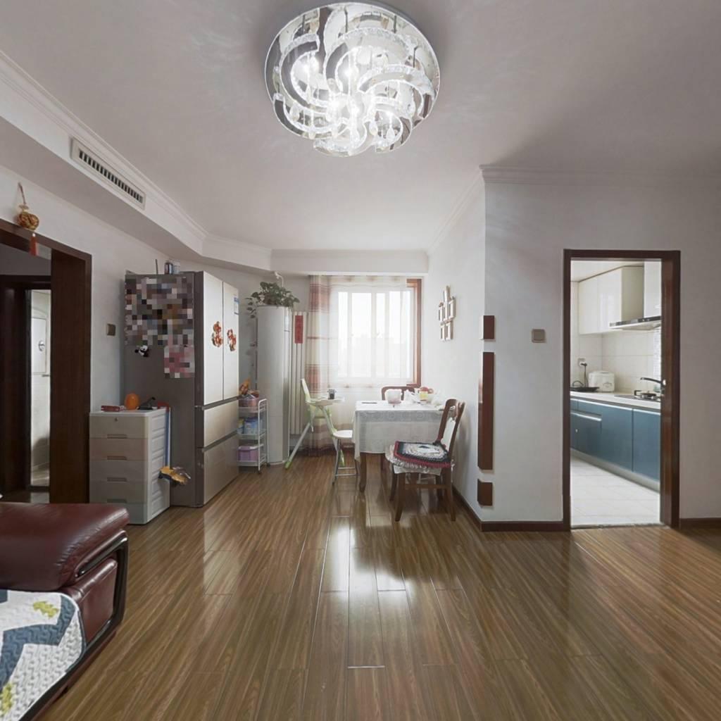 西南朝向高楼层有电梯适合老人儿童居住的2居室