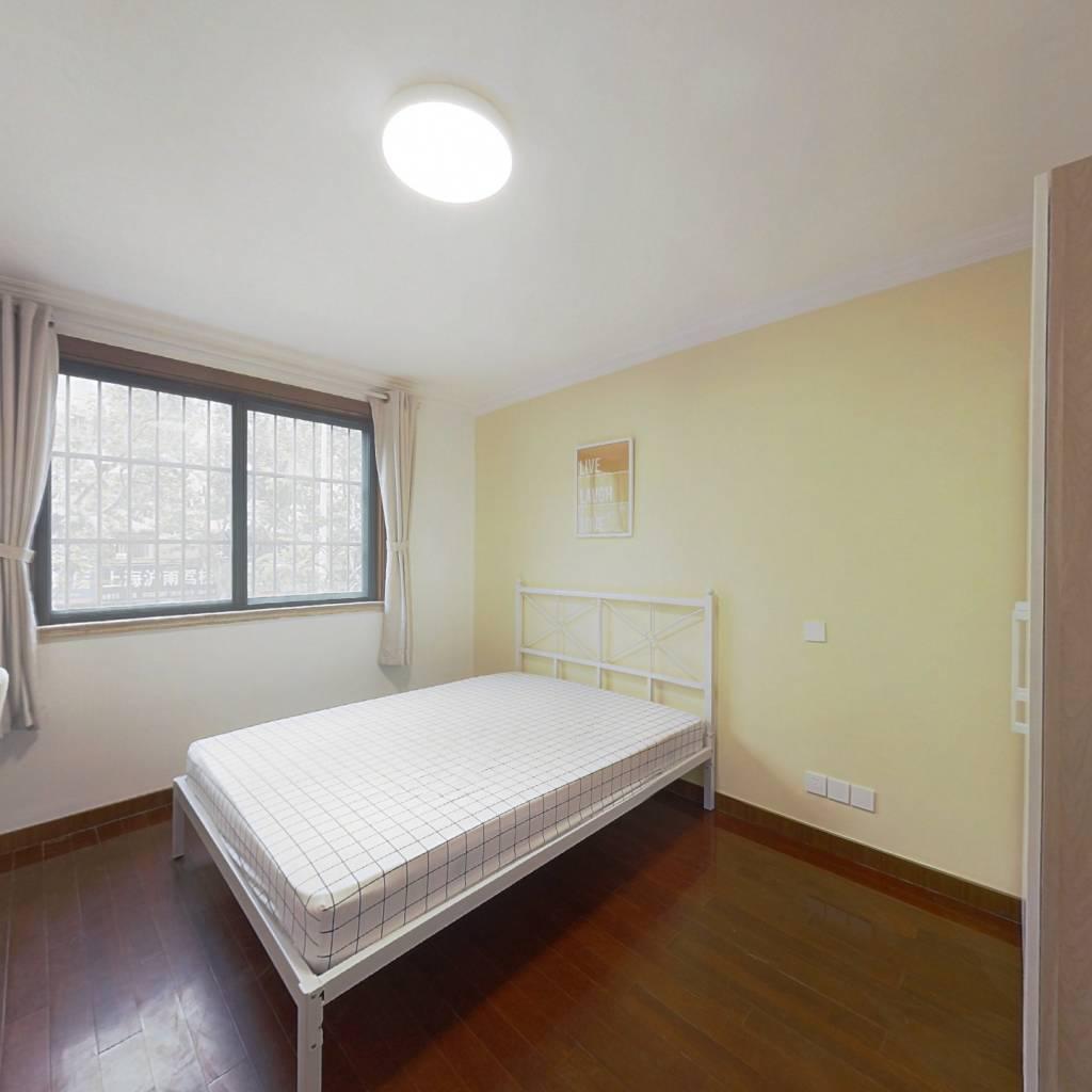 合租·联鑫坊 2室1厅 南卧室图
