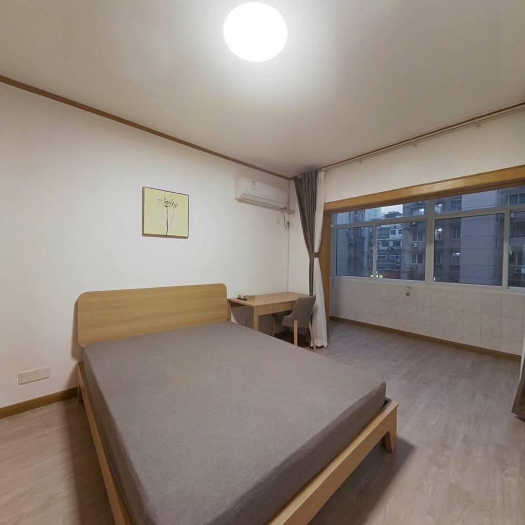 整租·珠江路(玄武) 2室1厅 南卧室图