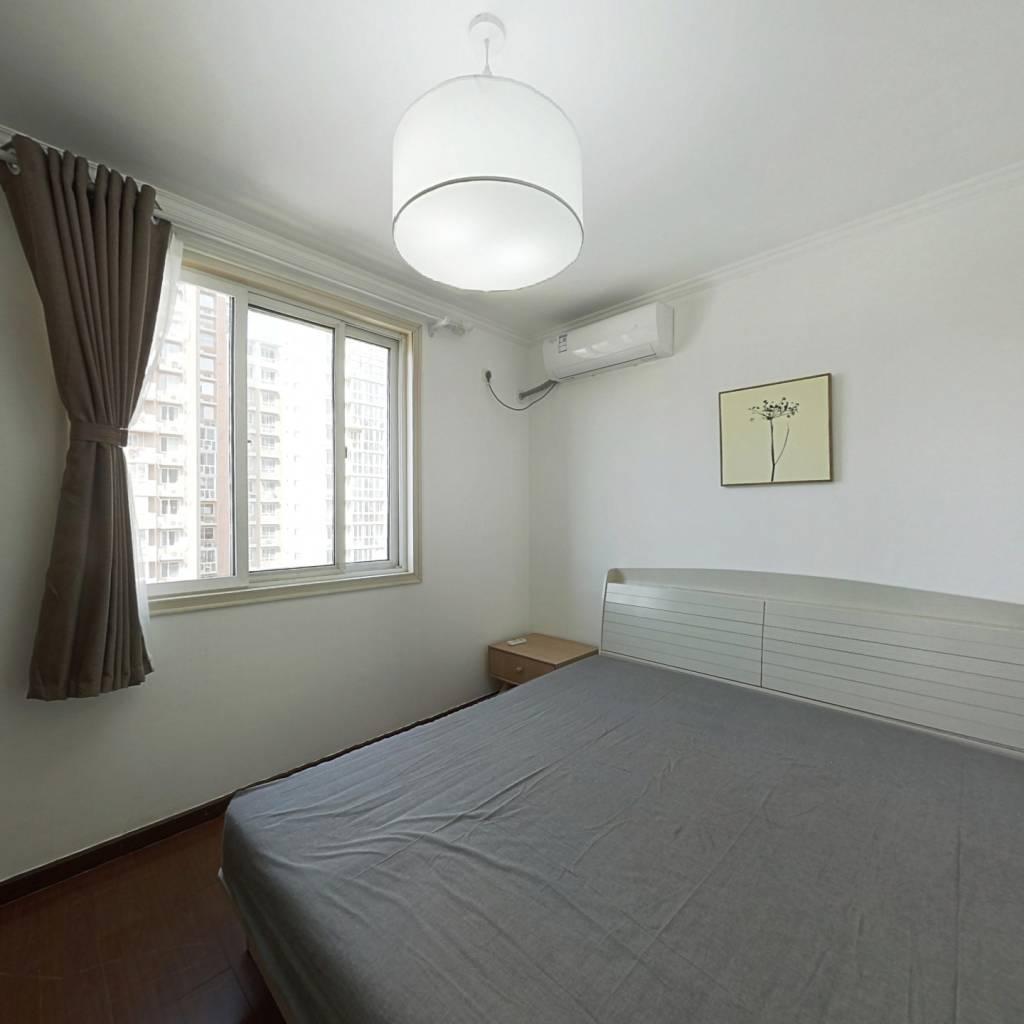 整租·知本时代 1室1厅 南卧室图