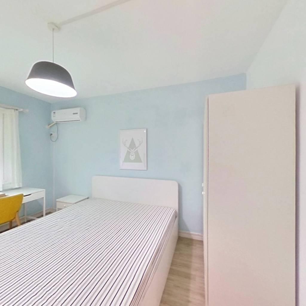 整租·太平南路 2室1厅 南卧室图
