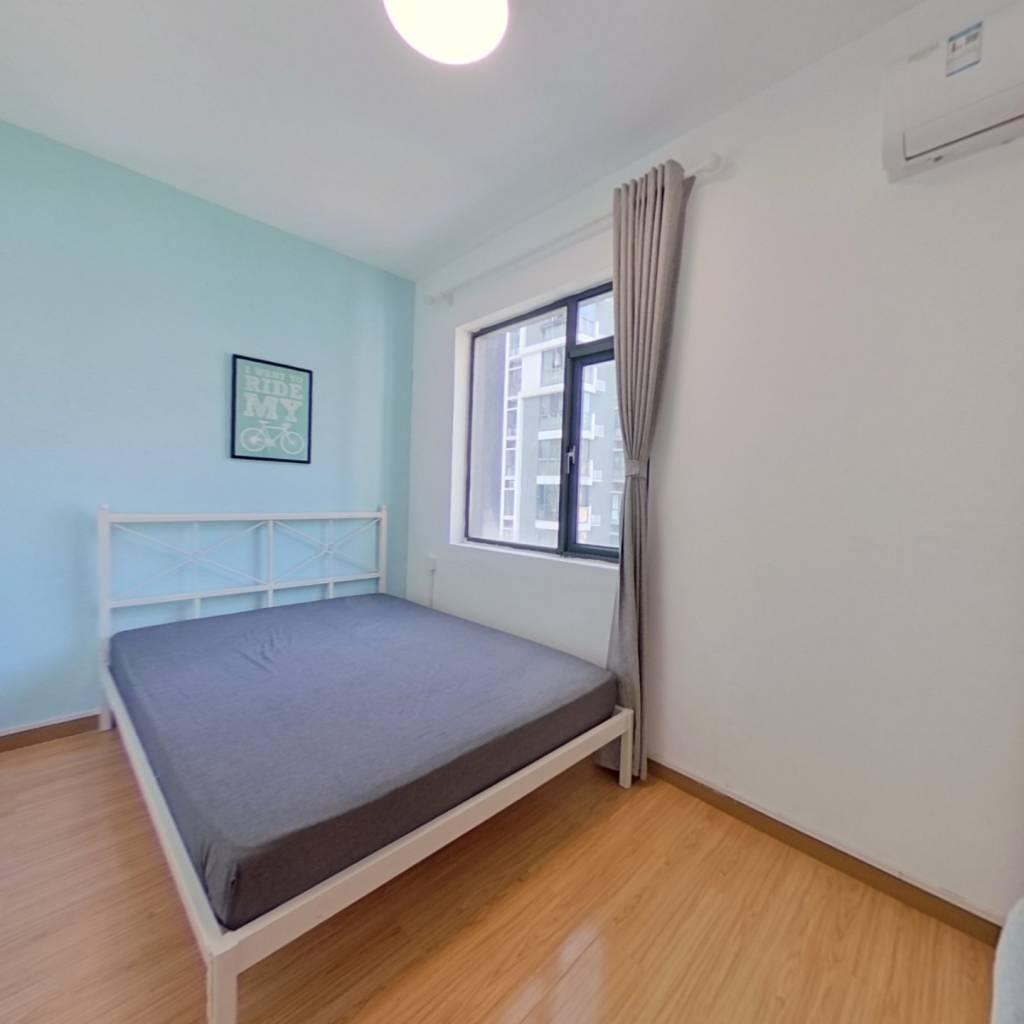 合租·健龙尚谷杰座二期 3室1厅 南卧室图