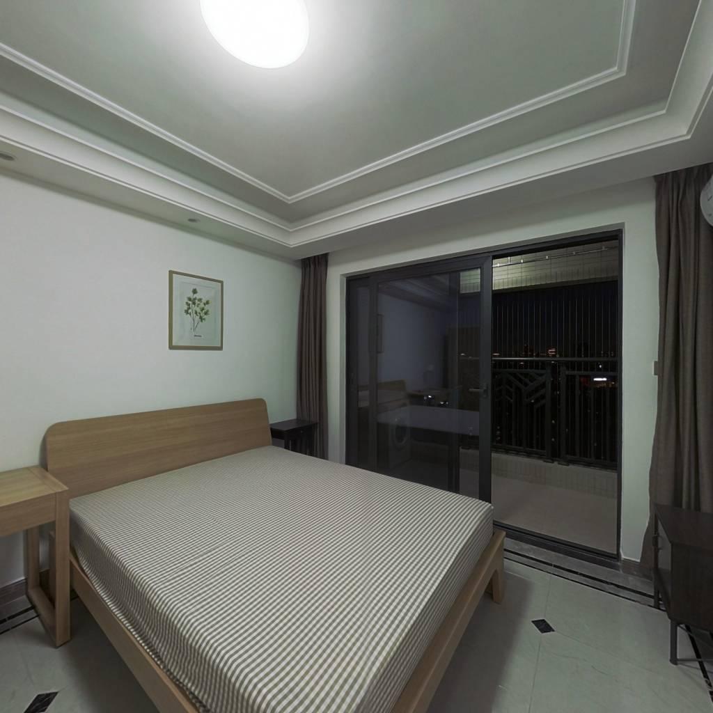 合租·中海锦观华庭(D区) 4室1厅 北卧室图