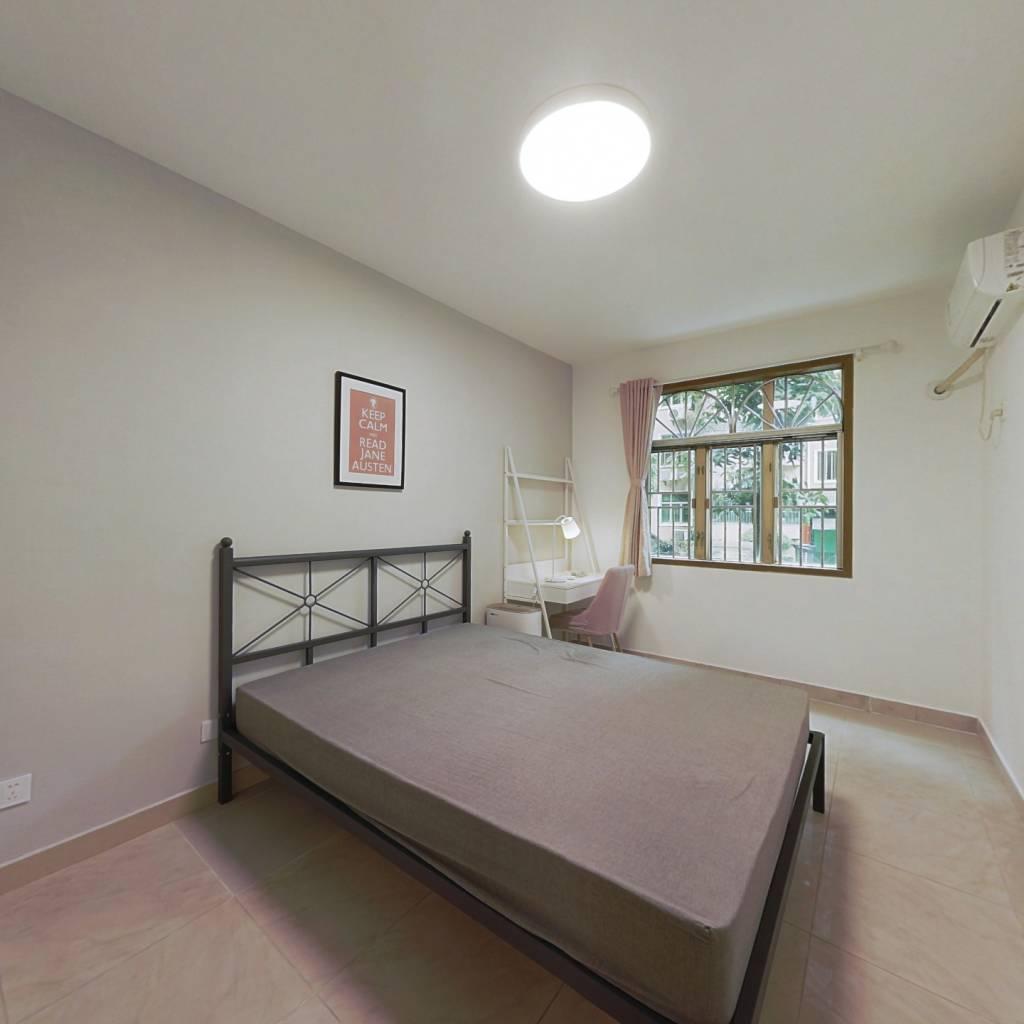 合租·帝景园 3室1厅 东卧室图