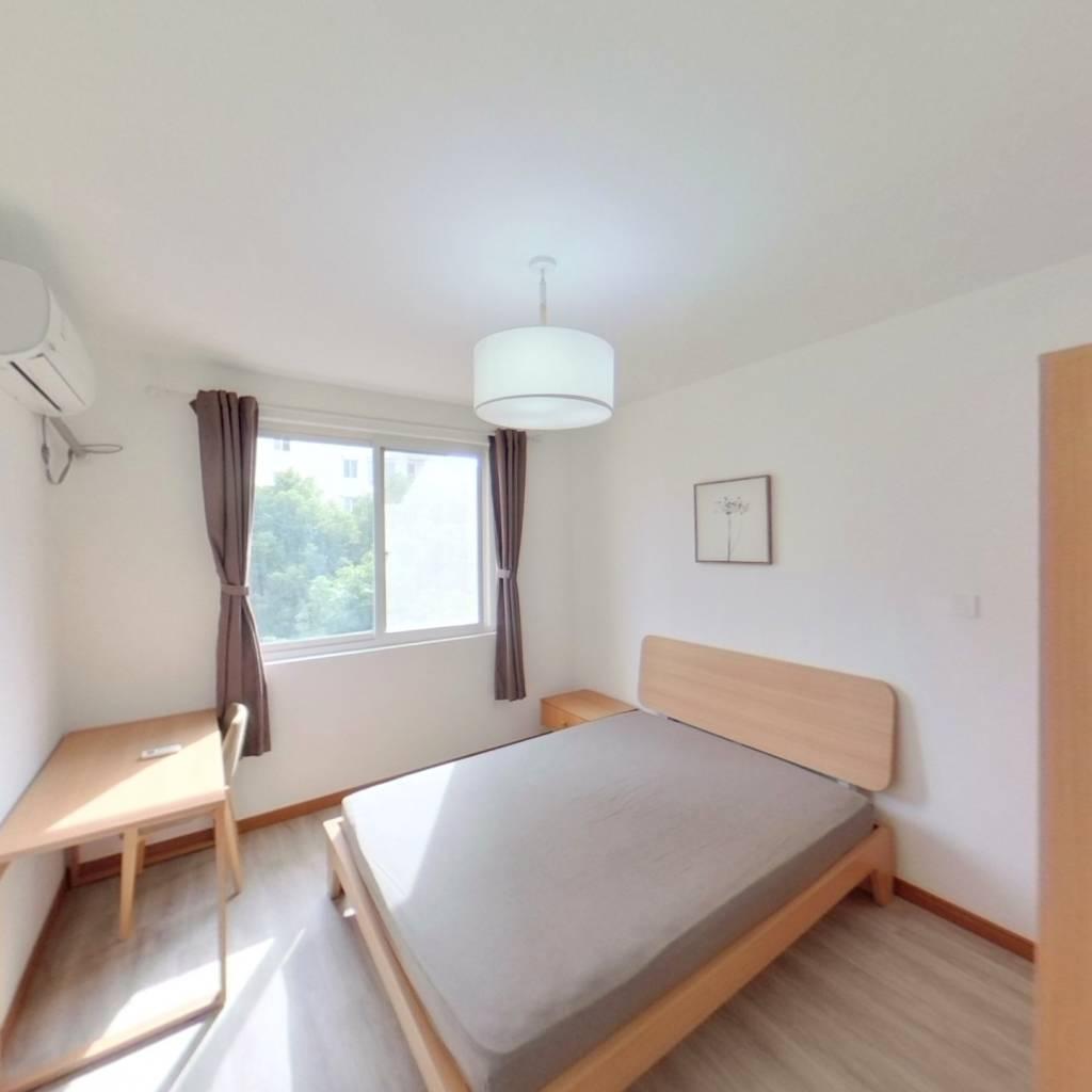 整租·瑞和新苑江航路60弄 2室1厅 南卧室图