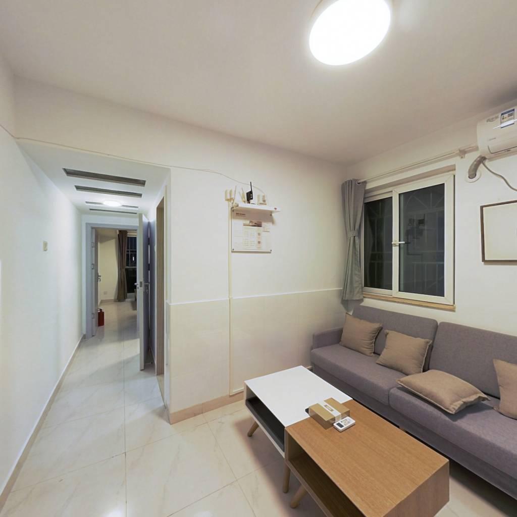 整租·旺业豪苑 2室1厅 东南卧室图