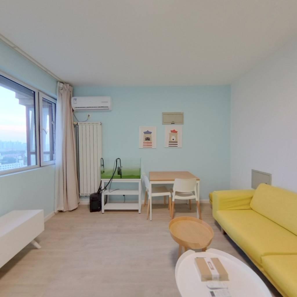 整租·泰福苑D3区 1室1厅 南卧室图