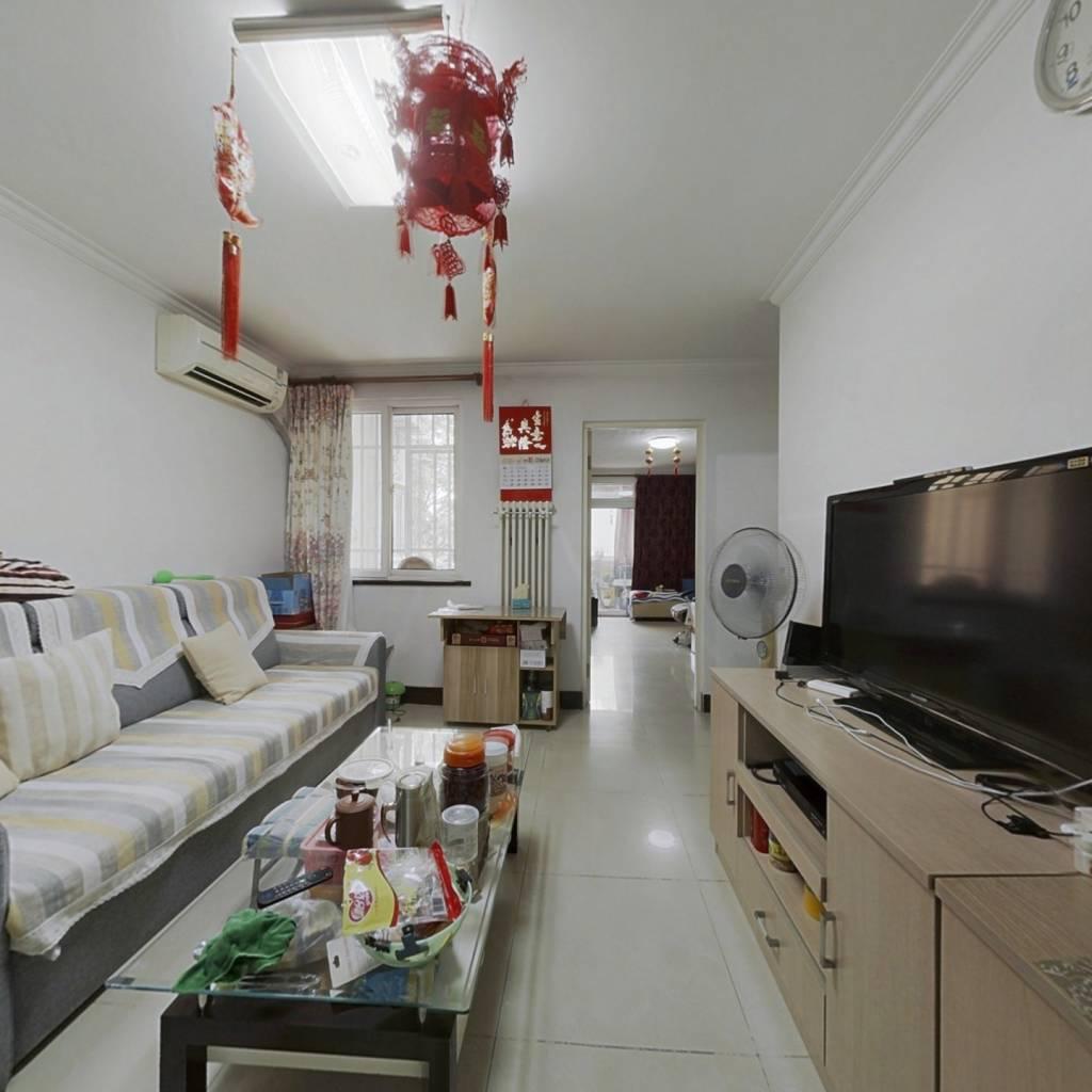 西城区 04年社区 带客厅两居室 满五年唯一