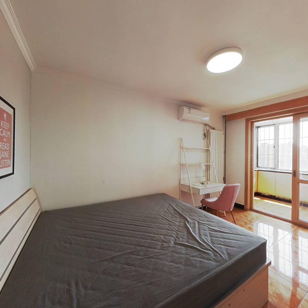 合租·利泽西园 2室1厅 北卧室图